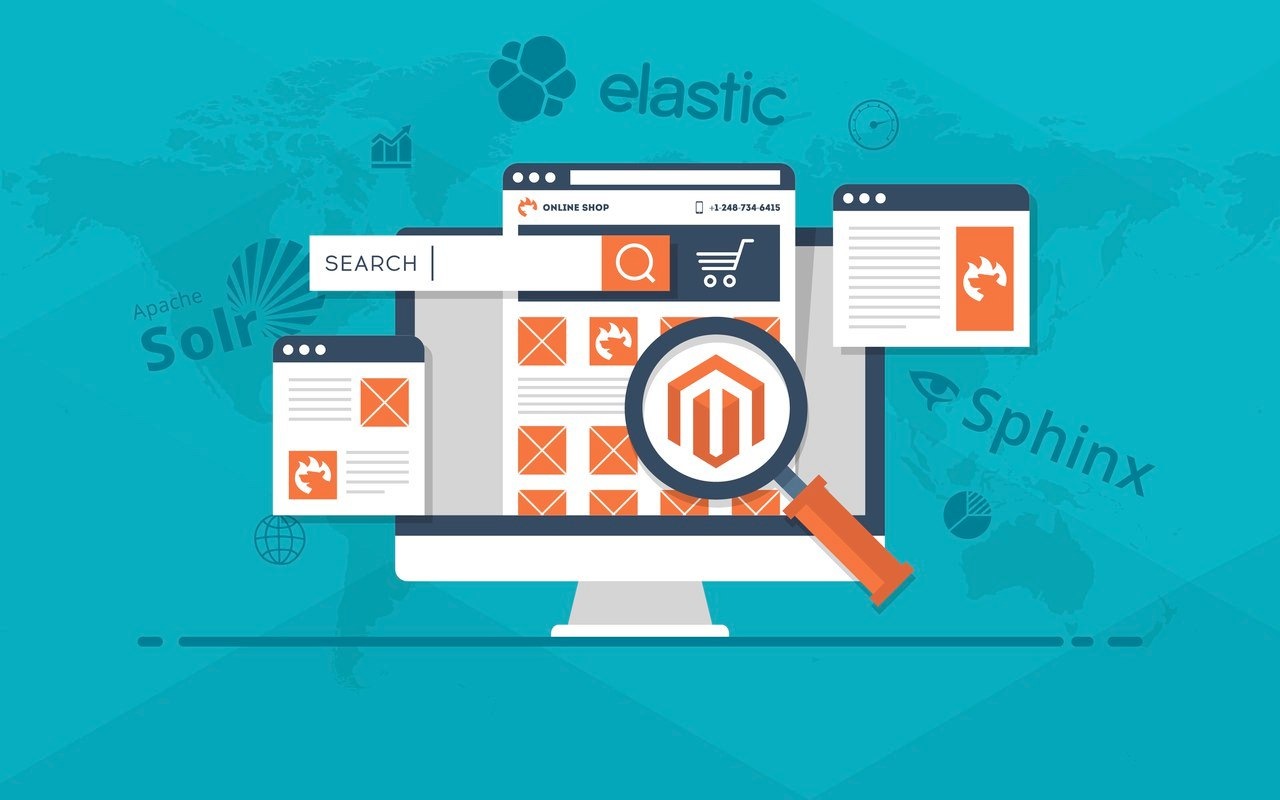 magento 2 search