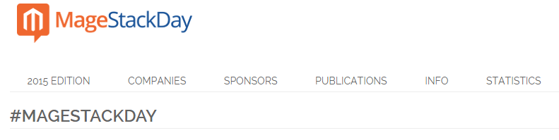 Magento Community Events