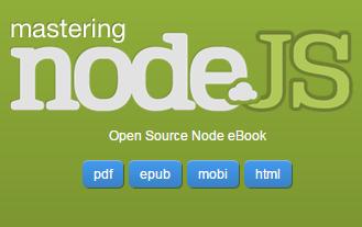 Node.js books pdf
