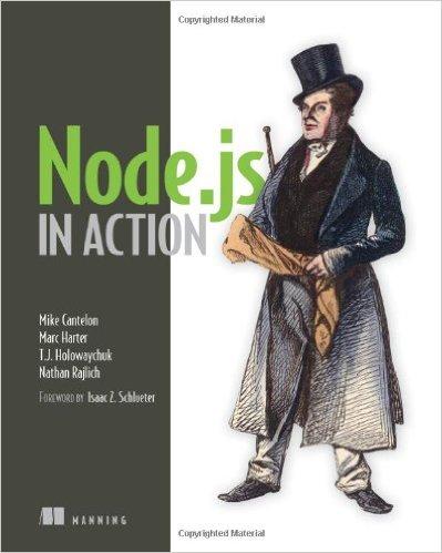 Node.js books downloads