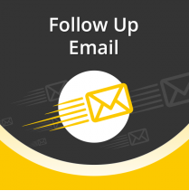 Follow Up Email Functionality of Email Marketing Pack