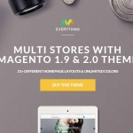 Everything Store Multipurpose Responsive Magento 2 Theme