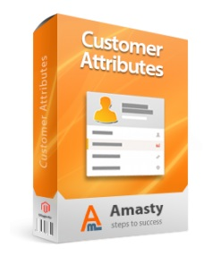 Amasty Customer Attributes Extension for Magento 1 and 2