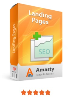 Amasty Landing Pages Magento extensions; Amasty Landing Pages Magento 2 module