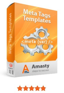 Amasty Meta Tags Templates Magento Extension; Amasty Meta Tags Templates Magento 2 Module