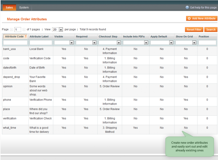 Amasty Order Attributes Magento Extension review