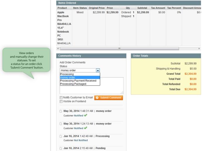 Amasty Order Status Magento Extension; Amasty Order Status Magento 2 Extension