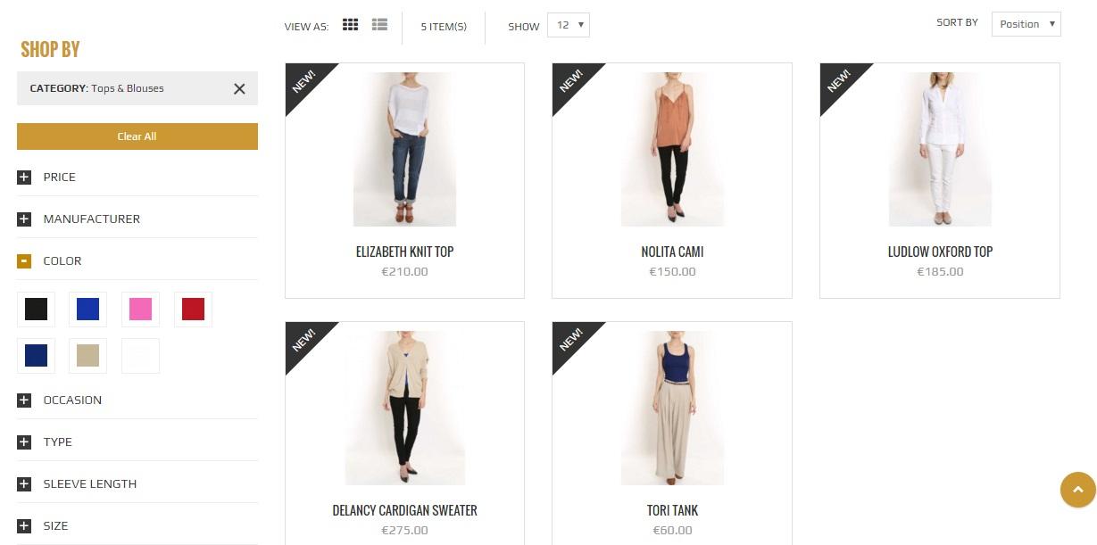 Bazar Shop Magento 2 Theme; Bazar Shop Magento 2 Template