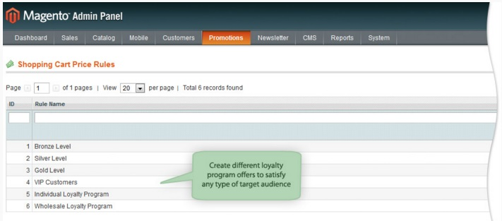 Amasty Rewards and Points Magento 2 Extension; Loyalty Program Magento Module