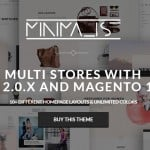 Minimal – Magento 2 Theme for Fashion Stores