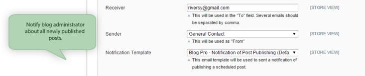 Amasty Blog Pro Magento Extension; Amasty Blog Pro Magento 2 Module
