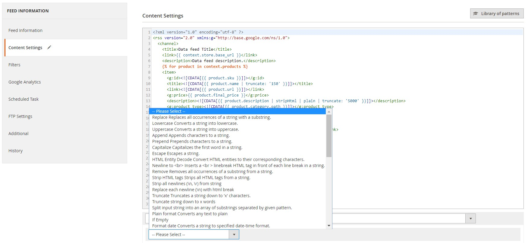 Mirasvit Advanced Product Feeds Magento Extension; Mirasvit Advanced Product Feeds Magento 2 Module