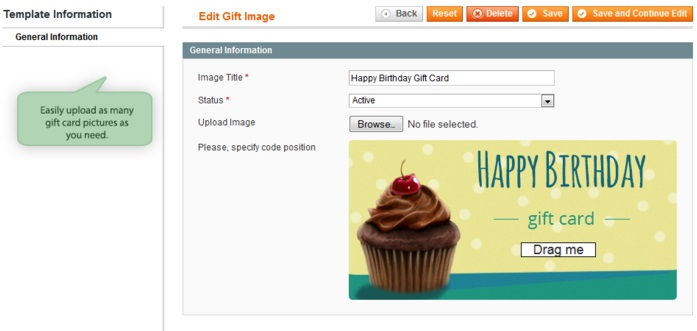 Amasty Gift Card Magento Extension; Amasty Gift Card Magento 2 Module