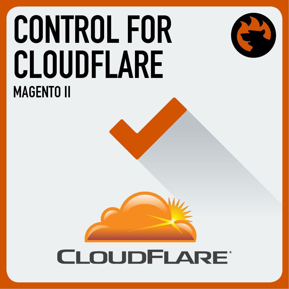 Control for CloudFlare® Magento 2 Module