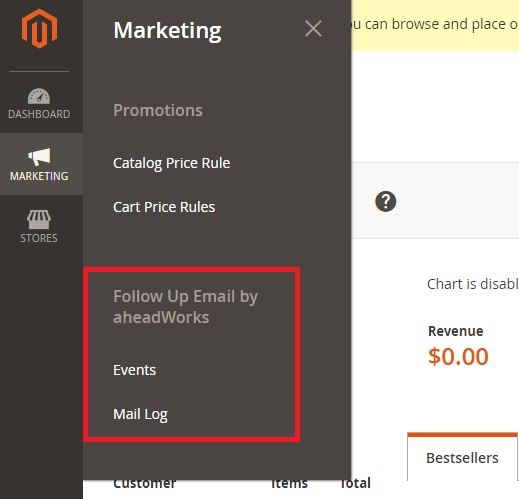 AheadWorks Follow Up Email Magento 2 Extension Review; AheadWorks Follow Up Email Magento 2 Module Overview