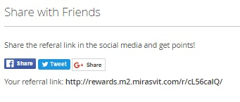 Mirasvit Reward Points Referral Program Magento Extension; Mirasvit Reward Points Referral Program Magento 2 Module