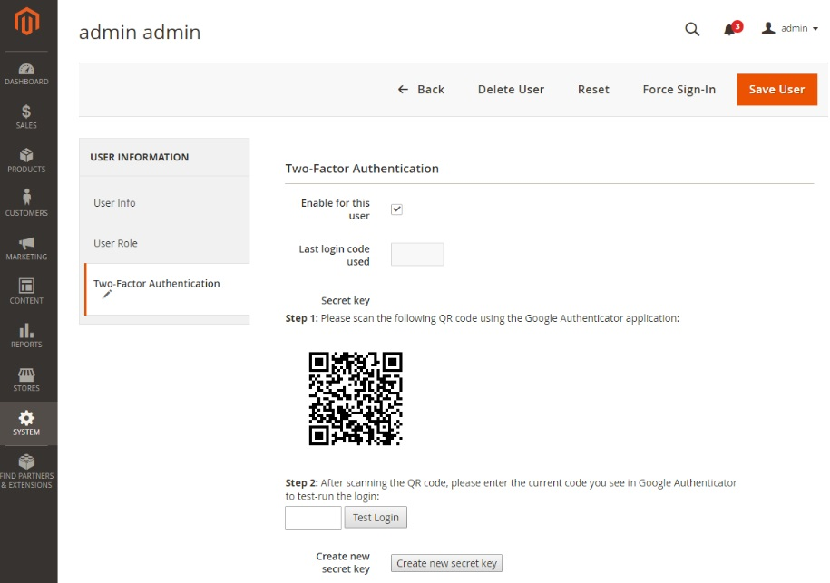 Magento 2 Admin Security Extensions | FireBear