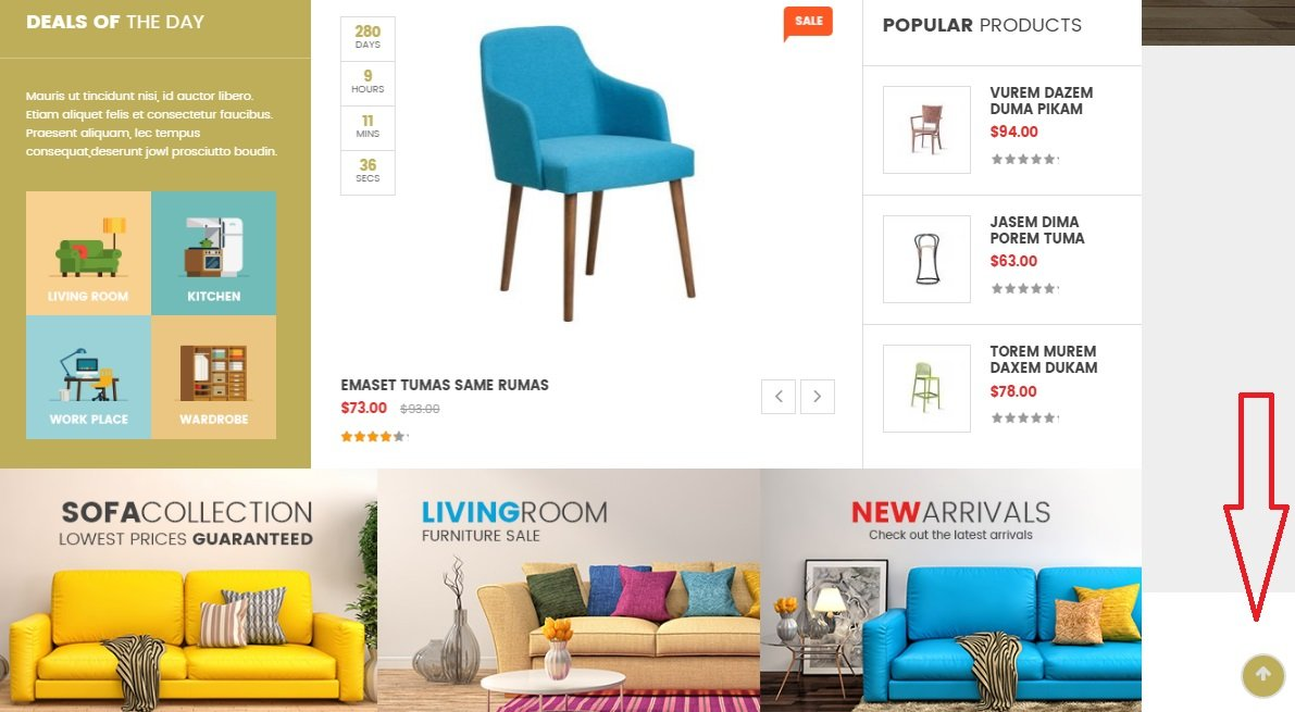 Furnicom Magento 2 Theme Review; Furnicom Magento 2 Template Overview