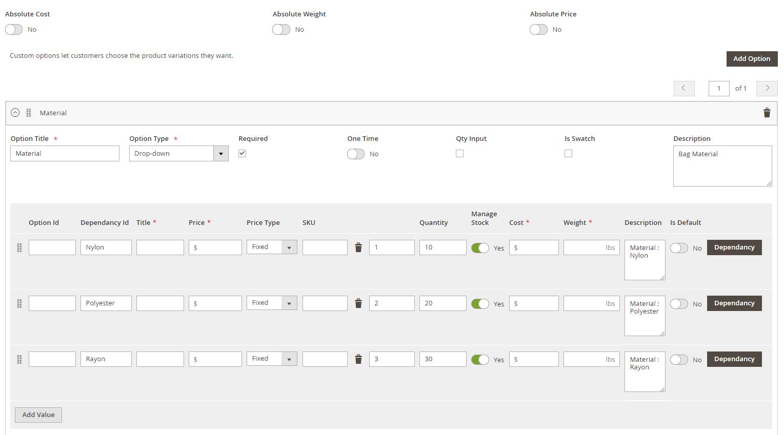 MageDelight Advanced Custom Option for Magento 2   FireBear