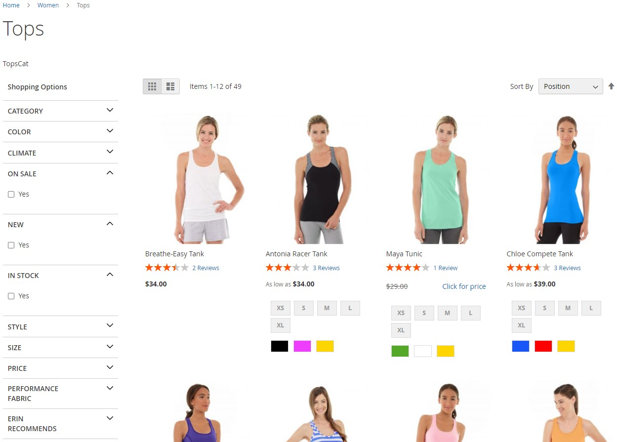 AheadWorks Layered Navigation Magento 2 Extension Review; AheadWorks Layered Navigation Magento Module Overview