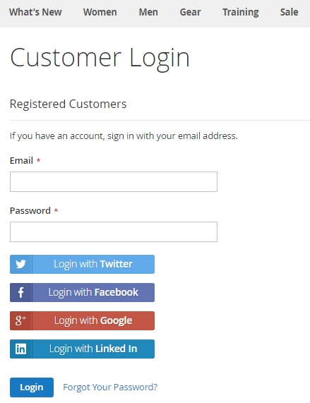 AheadWorks Social Login Magento 2 Extension Review