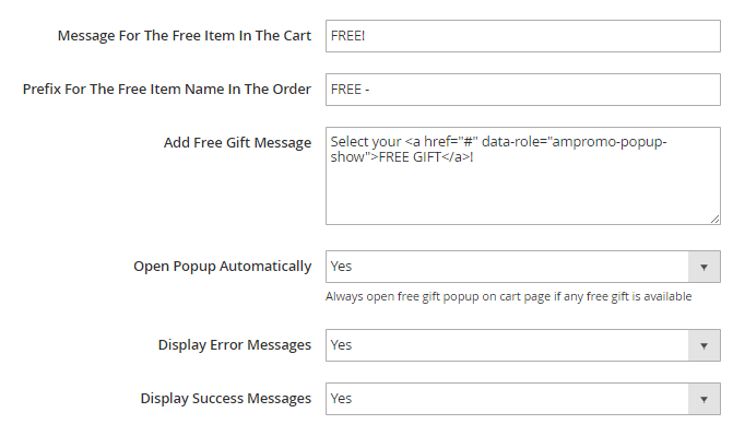 Amasty Free Gift Magento 2 Extension Review, Amasty Free Gift Magento Module Overview
