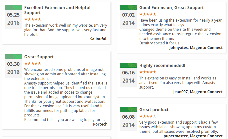Amasty Product Labels Magento 2 Extension Review; Amasty Product Labels Magento Module Overview