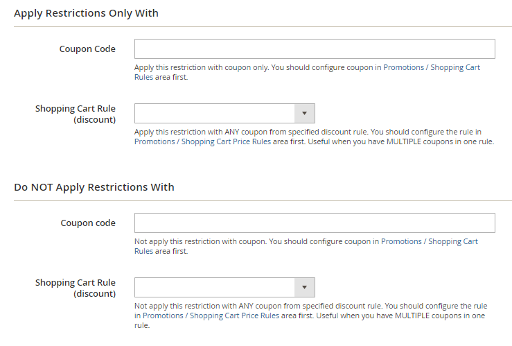 Amasty Shipping Restrictions Magento 2 Extension Review; Amasty Shipping Restrictions Magento Module Overview