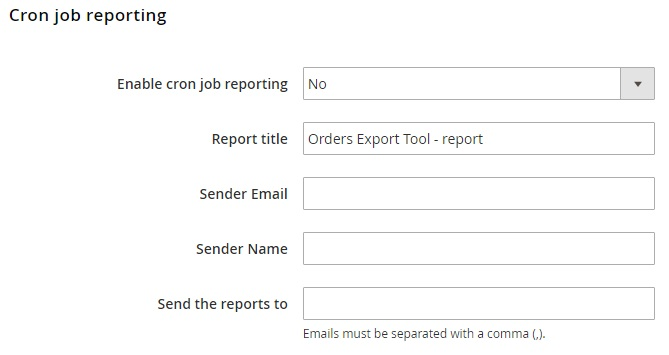 Wyomind Orders Export Tool Magento 2 Extension Review; Wyomind Orders Export Tool Magento Module Overview
