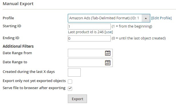 Xtento Product Feed Export Magento 2 Extension Review; Xtento Product Feed Export Magento Module Overview