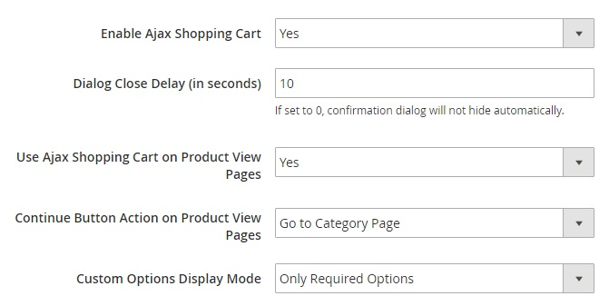 Amasty AJAX Shopping Cart Magento 2 Extension Review; Amasty AJAX Shopping Cart Magento Module Overview