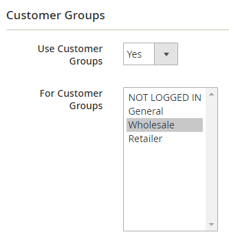 Amasty Customer Group Catalog Magento 2 Extension Review; Amasty Customer Group Catalog Magento Module Overview