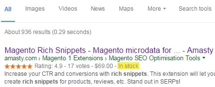 Amasty Google Rich Snippets Magento Extension Review; Amasty Google Rich Snippets Magento Module Overview