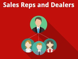 Amasty Sales Reps and Dealers Magento 2 Extension