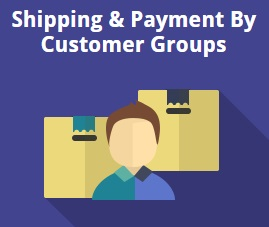 Amasty Shipping & Payment By Customer Groups for Magento 2 and 1