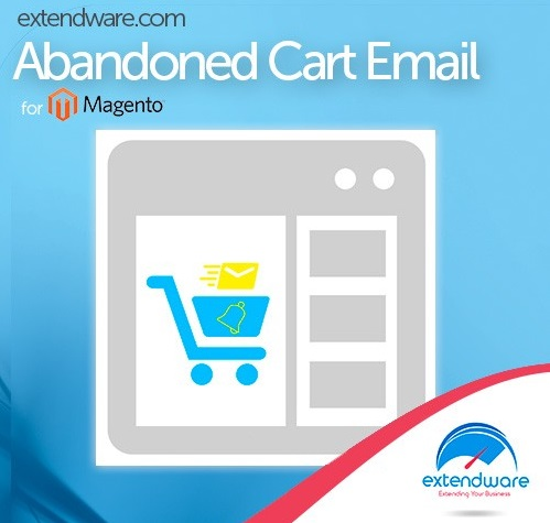 Extendware Abandoned Cart Email Magento Module Overview