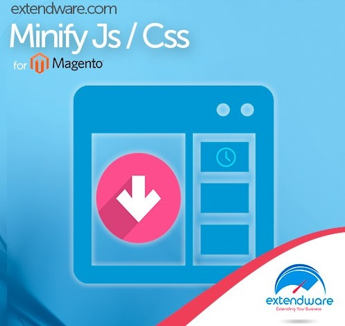 Extendware Minify JS CSS HTML Magento Module Overview