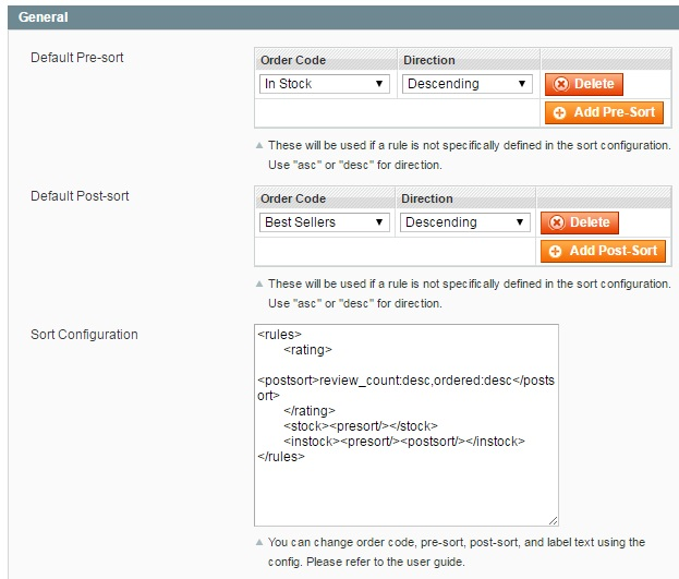 Extendware Product Sorting Magento Module Overview