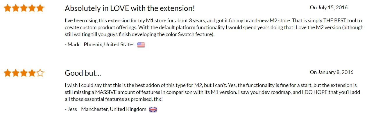 Mageworx Advanced Product Options Suite Magento 2 Extension Review; Mageworx Advanced Product Options Suite Magento Module Overview
