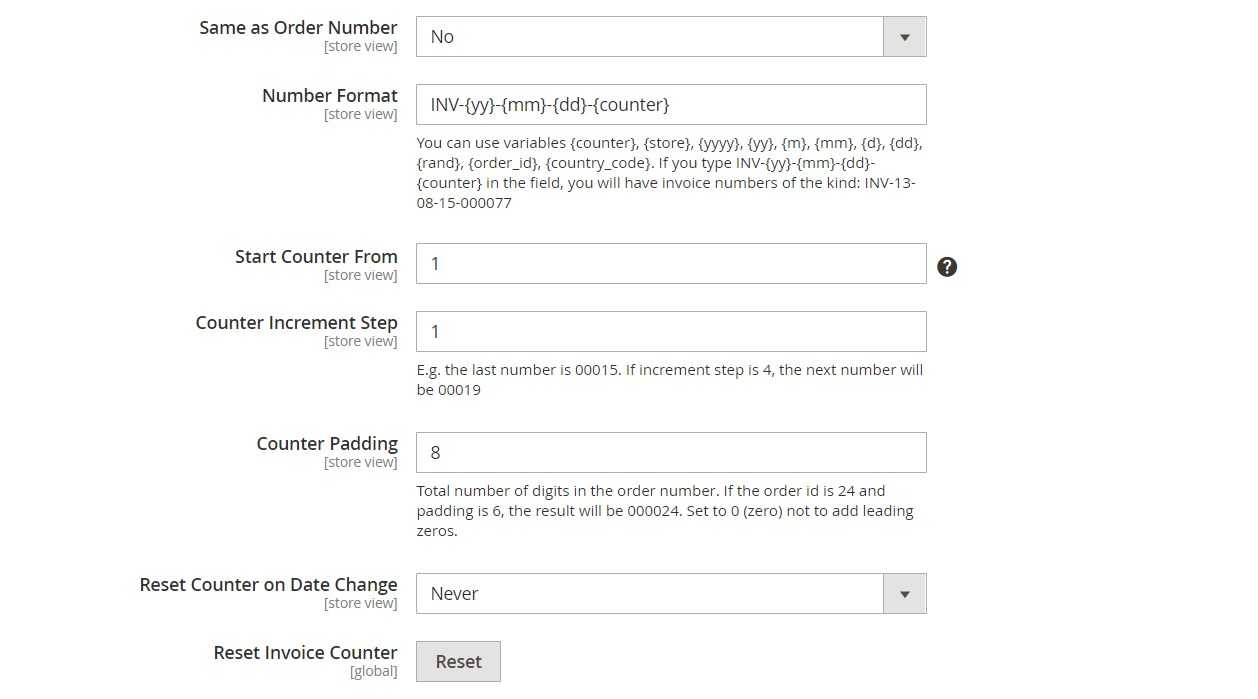 Amasty Custom Order Number Magento Extension Review; Amasty Custom Order Number Magento Module Overview