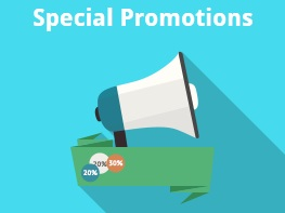 Magento 2 special promotions module