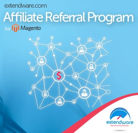 Extendware Affiliate Program Magento Extension Review; Extendware Affiliate Program Magento Module Overview