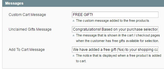 Extendware Free Gift Magento Extension Review; Extendware Free Gift Magento Module Overview