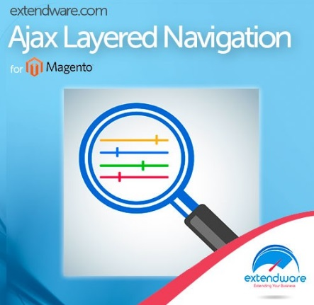 Extendware Layered Navigation Magento Extension Review; Extendware Layered Navigation Magento Module Overview