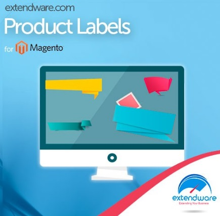 Extendware Product Labels Magento Extension Review; Extendware Product Labels Magento Module Overview