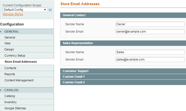 Extendware SMTP Email Magento Module Review; SMTP Email Magento Extension Overview