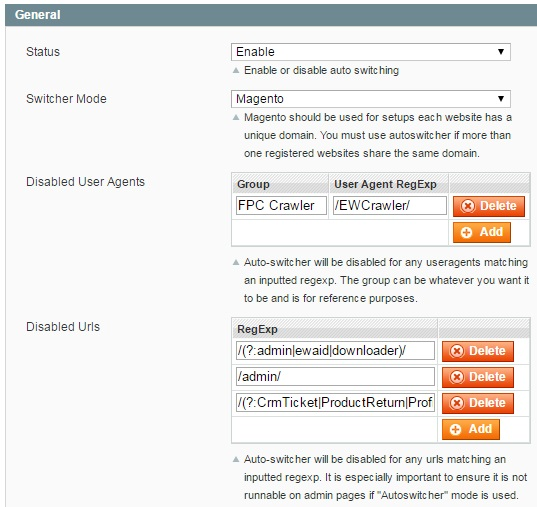 Extendware Store Currency Switcher Magento Extension Review; Extendware Store Currency Switcher Magento Module Overview