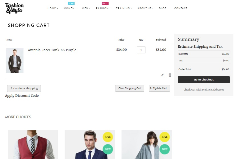 Ves Fashion Magento 2 Theme Review; Ves Fashion Magento 2 Template Overview