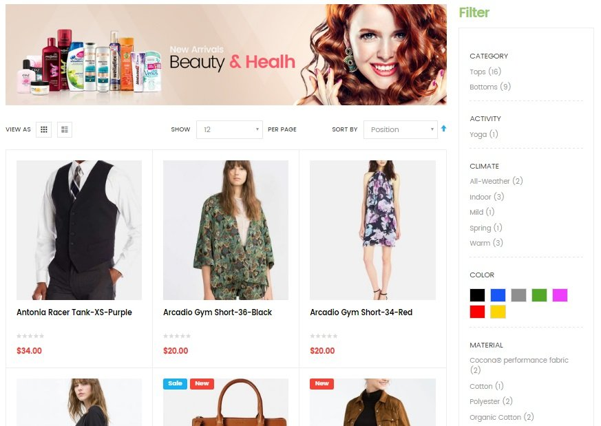 Ves Micmart Magento 2 Theme Review; Ves Micmart Magento 2 Template Overview