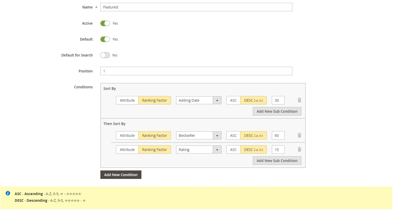 Mirasvit Improved Sorting for Magento 2 | FireBear